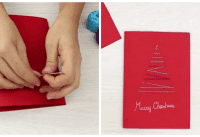 christmas cards diy