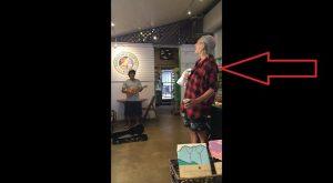 Coffee Shop Musician