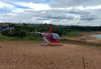 Helicopter Crash Video