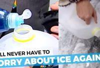 ice trick