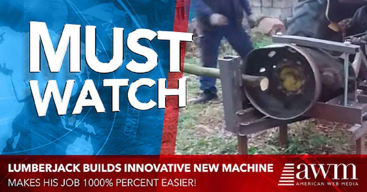 Lumberjack Innovative Machine