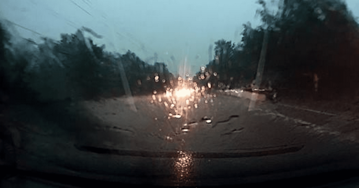 lightning strike video