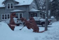 snow removal service video