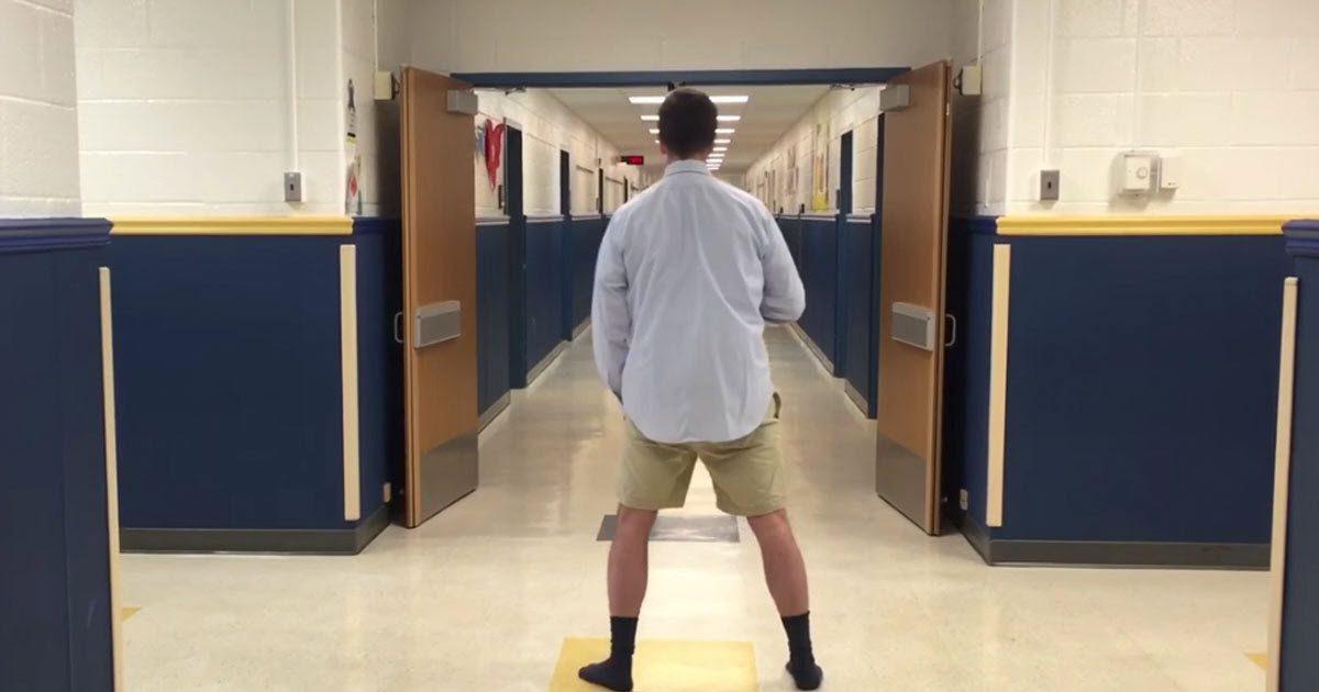 funny principal video