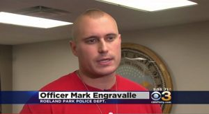 officer mark engravalle video
