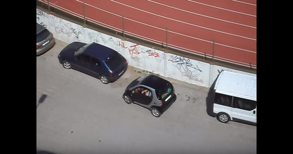 parallel parking video