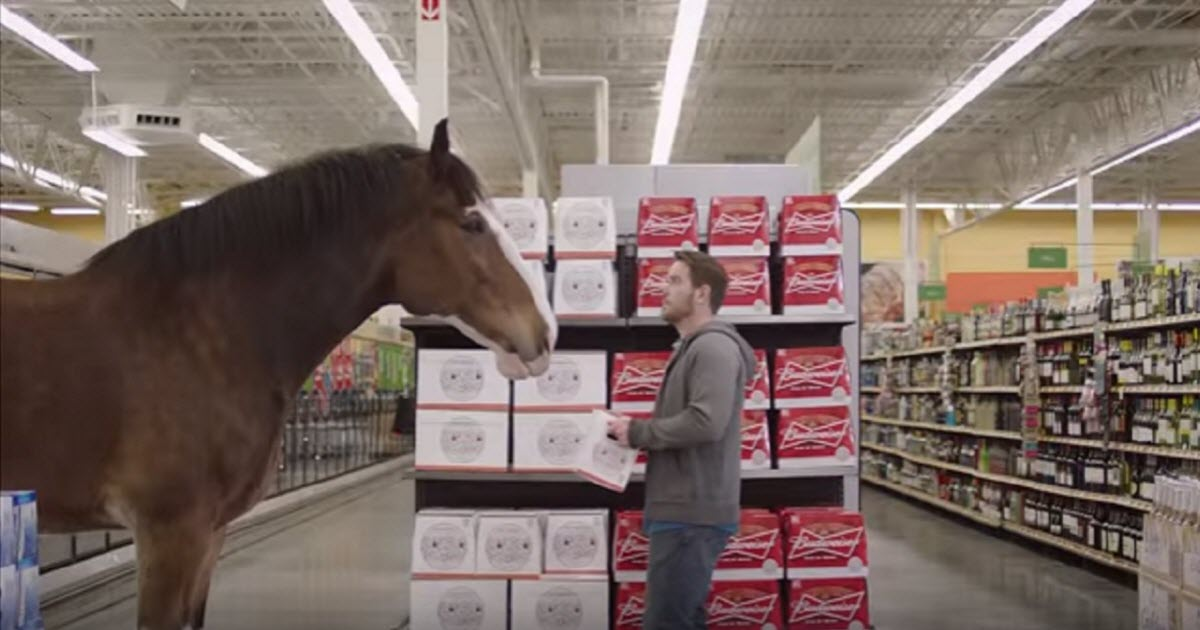 budweiser ad video